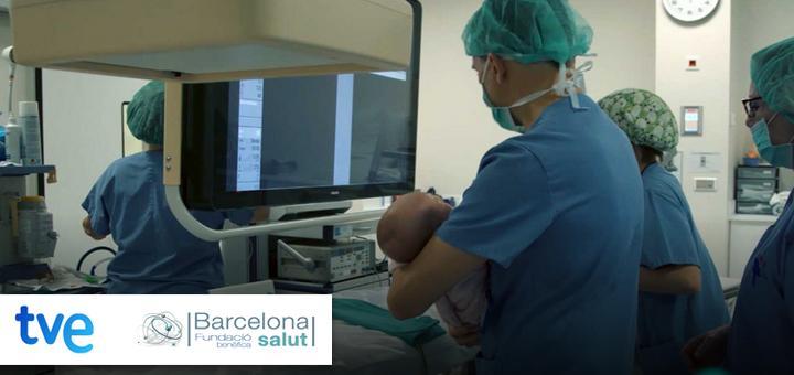 La Ciencia de la Salud – Operación al corazón de un bebé