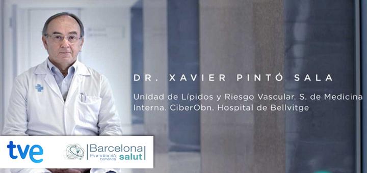 La Ciencia de la Salud – El Dr. Xavier Pintó habla del colesterol