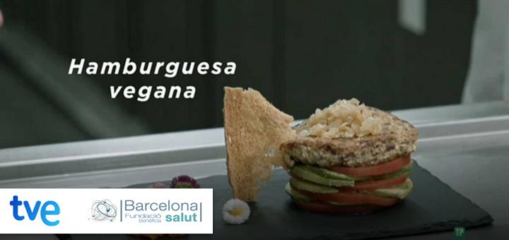 La ciencia de la salut – Receta para ictus – Hamburguesa vegana