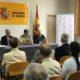 La Fundació Barcelona Salut cedeix un electrocardiògraf portàtil a la delegació del Ministeri de Defensa a Catalunya