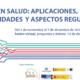 Bigdata en salud, curso online sobre aplicaciones, oportunidades y aspectos regulatorios